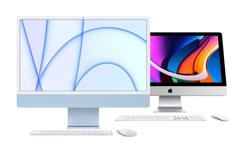 iMac vergelijken.