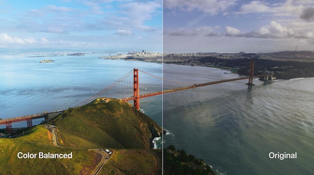 Kleuren kalibreren op Apple TV 4K