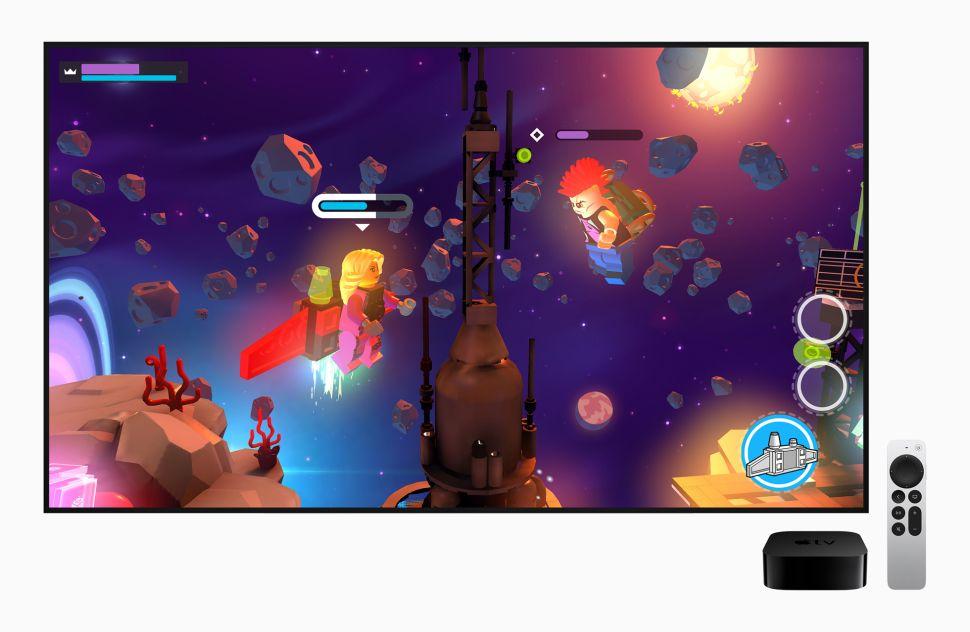 Apple TV 4K framerate