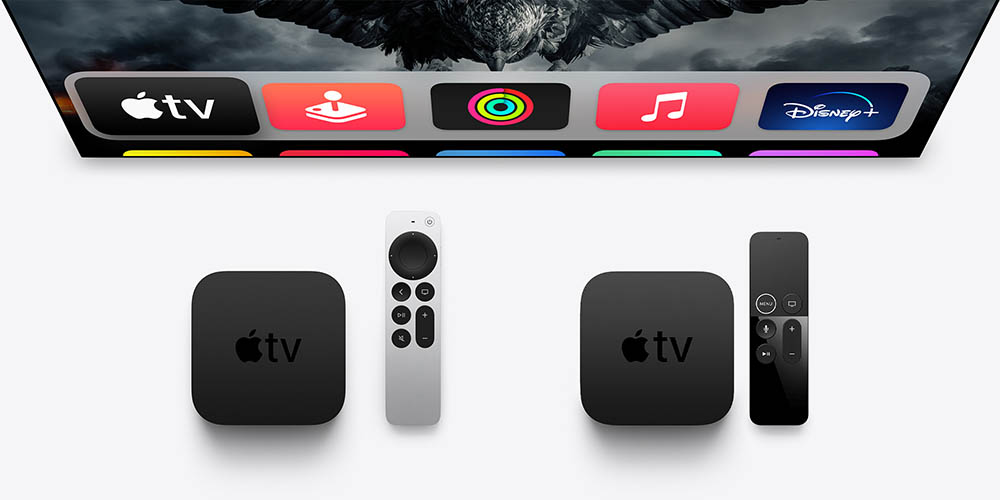 Apple TV 4K vergelijking