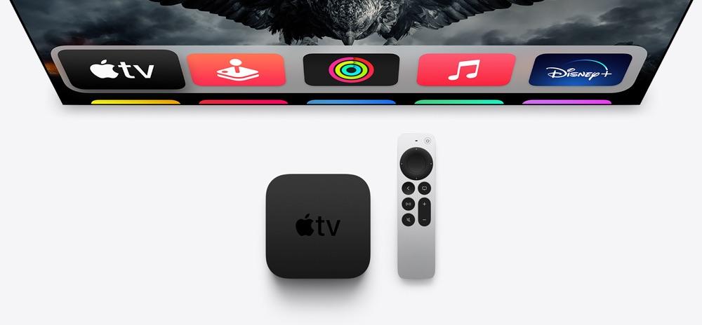 Apple TV 4K vs AirPlay 2-tv.