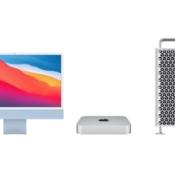'Nieuwe desktop-Macs in aantocht: extra krachtige Mac Pro, Mac mini en grote iMac'