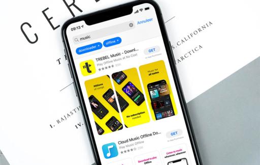 App Store suggesties