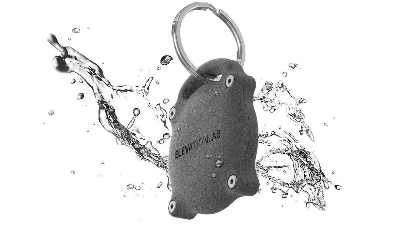 TagVault is waterproof