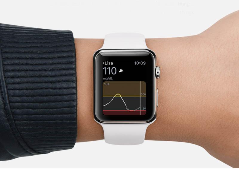 Bloedsuiker meten met Apple Watch