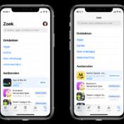 App Store heeft meer reclame: op deze plek verschijnen appadvertenties