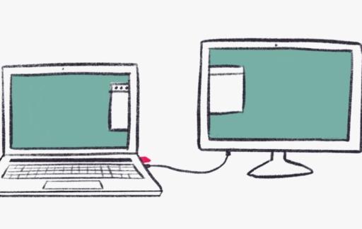 Luna Display: Mac bekabeld als tweede scherm voor andere Mac.