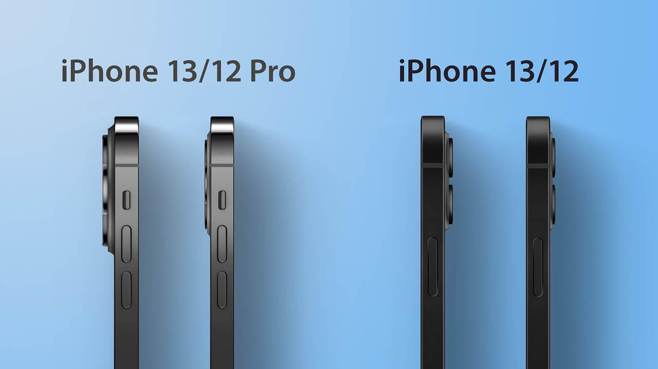 iPhone 13 dikker