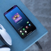 Spotify-app: podcast delen vanaf je iPhone.