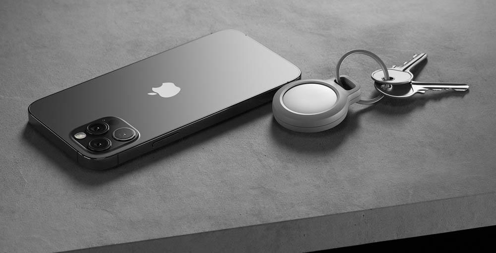 Nomad Rugged Keychain