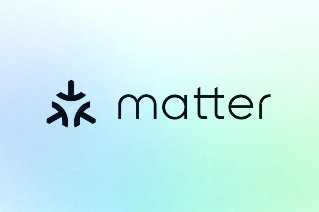 Matter smart home logo