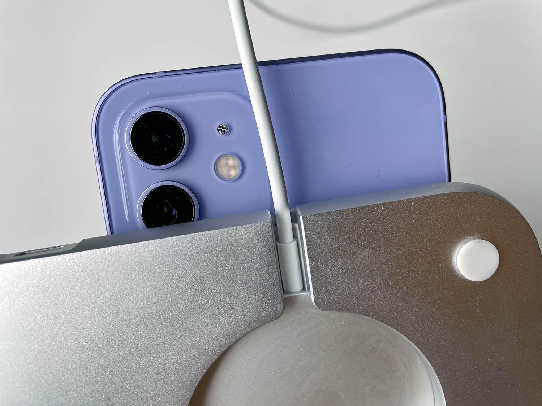 Zens 4-in-1 MagSafe lader: camerabult