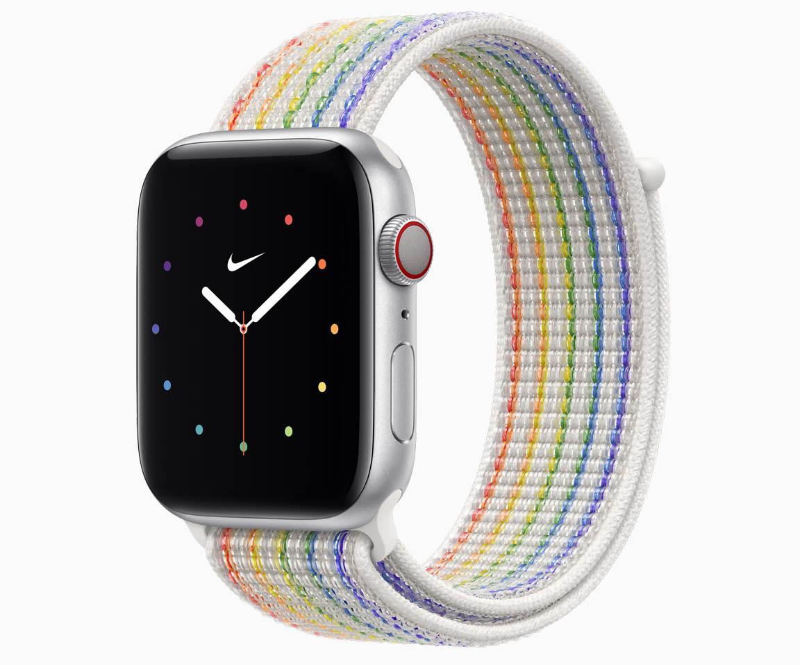 Apple Pride Nike