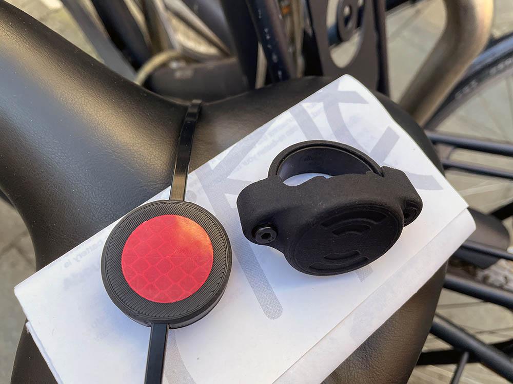 AirTag-houders voor de fiets