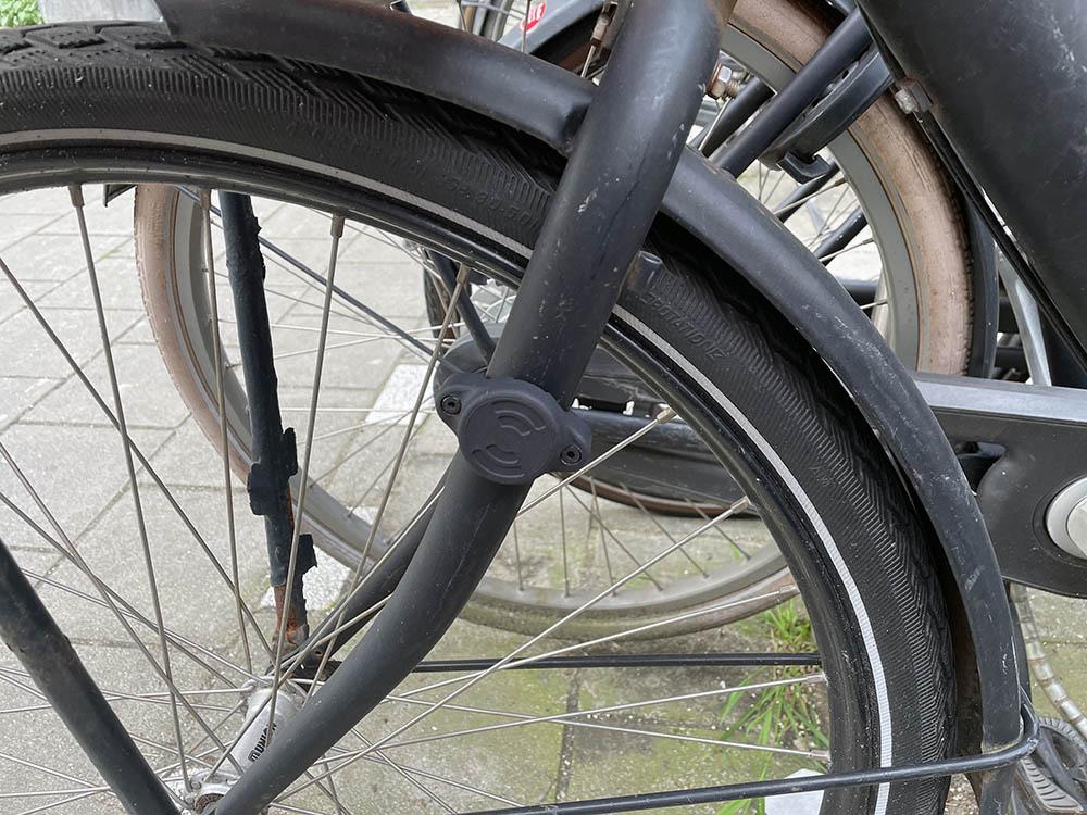 New Things Lab AirTag fietshouder