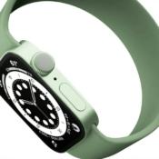 Gerucht: 'Apple Watch Series 7 krijgt nieuw plat design, komt ook in het groen'
