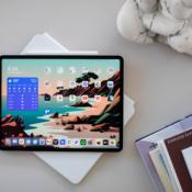 iPad Pro 2021 hands-on van The Verge.