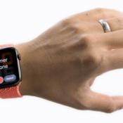 Apple Watch handgebaren AssistiveTouch
