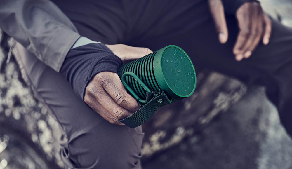 Beosound Explore speaker in groen