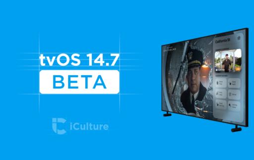 tvOS 14.7 Beta.tvOS 14.7 Beta.