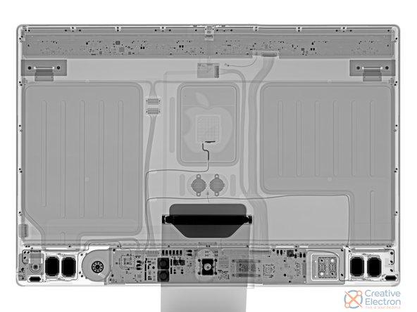 iMac 2021 röntgen