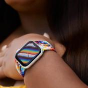 Apple Pride 2021 wijzerplaat en bandje
