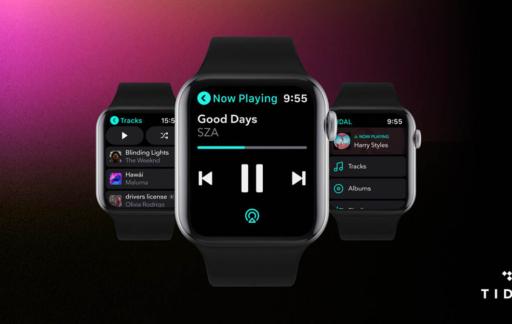 Apple Watch Tidal