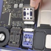 iMac M1 poorten, teardown door iFixit