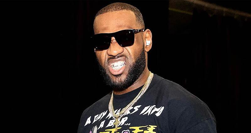 LeBron James met Beats Studio Buds
