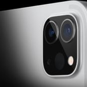 iPad Pro 2021 camera aan de achterkant.