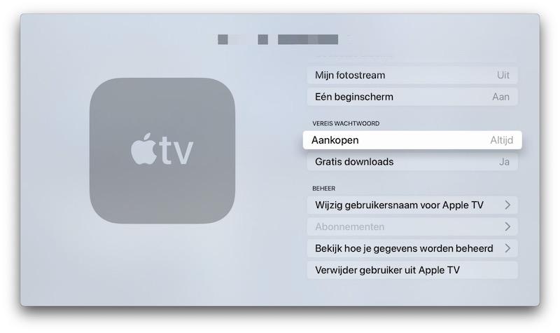 aankopen-zonder-wachtwoord-apple-tv