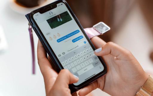 Privacy van toetsenborden op de iPhone