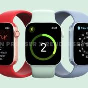 Gerucht: 'Apple Watch Series 7 krijgt nieuw scherm en snellere processor'