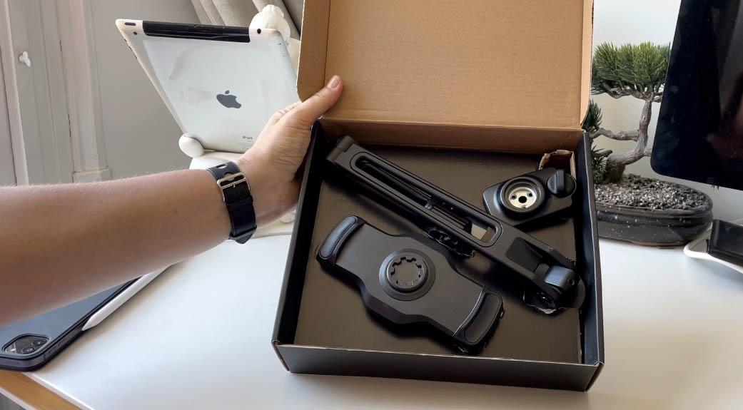 HoverBar Duo review: verpakking