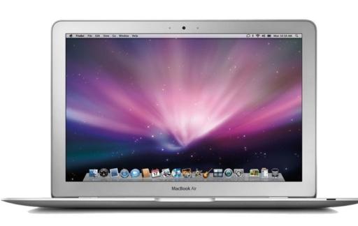 MacBook Air uit 2008