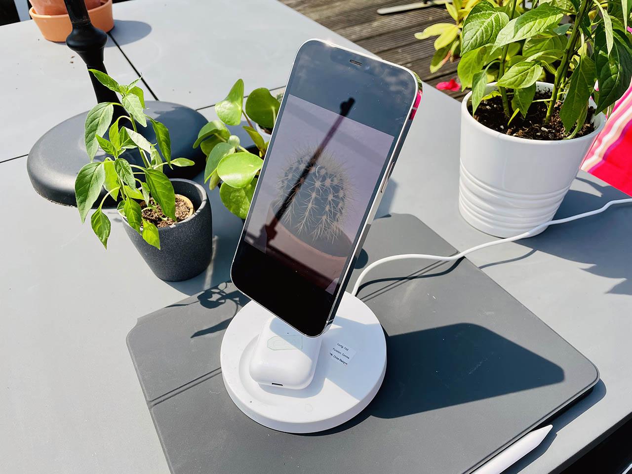 Belkin MagSafe-lader voor iPhone en AirPods