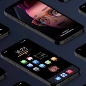 WWDC 2021 wallpapers met iOS 15 concept.