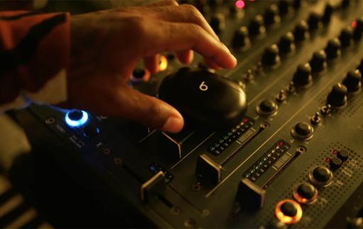 Beats Studio Buds muziekvideo