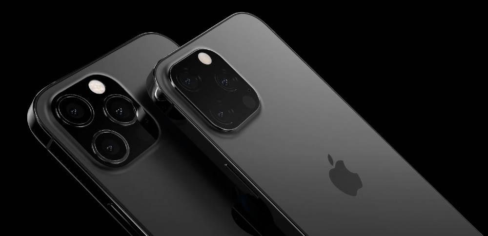 iPhone 13 donkergrijs