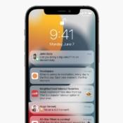 Notificaties iOS 15