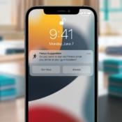 Focus suggestie iOS 15