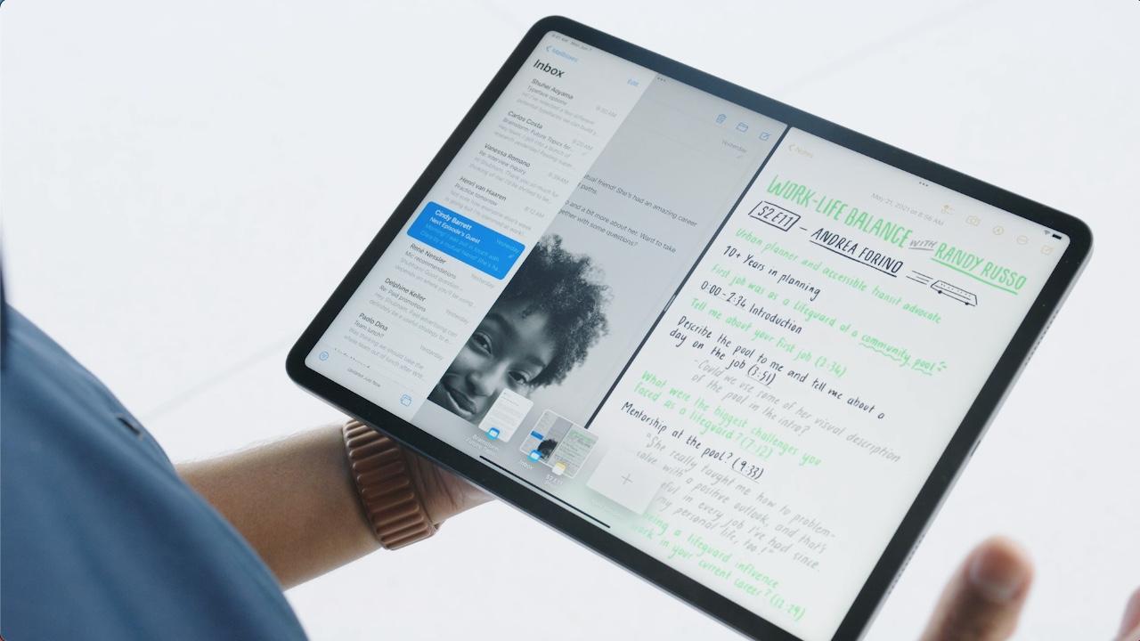 Shelf iPadOS 15