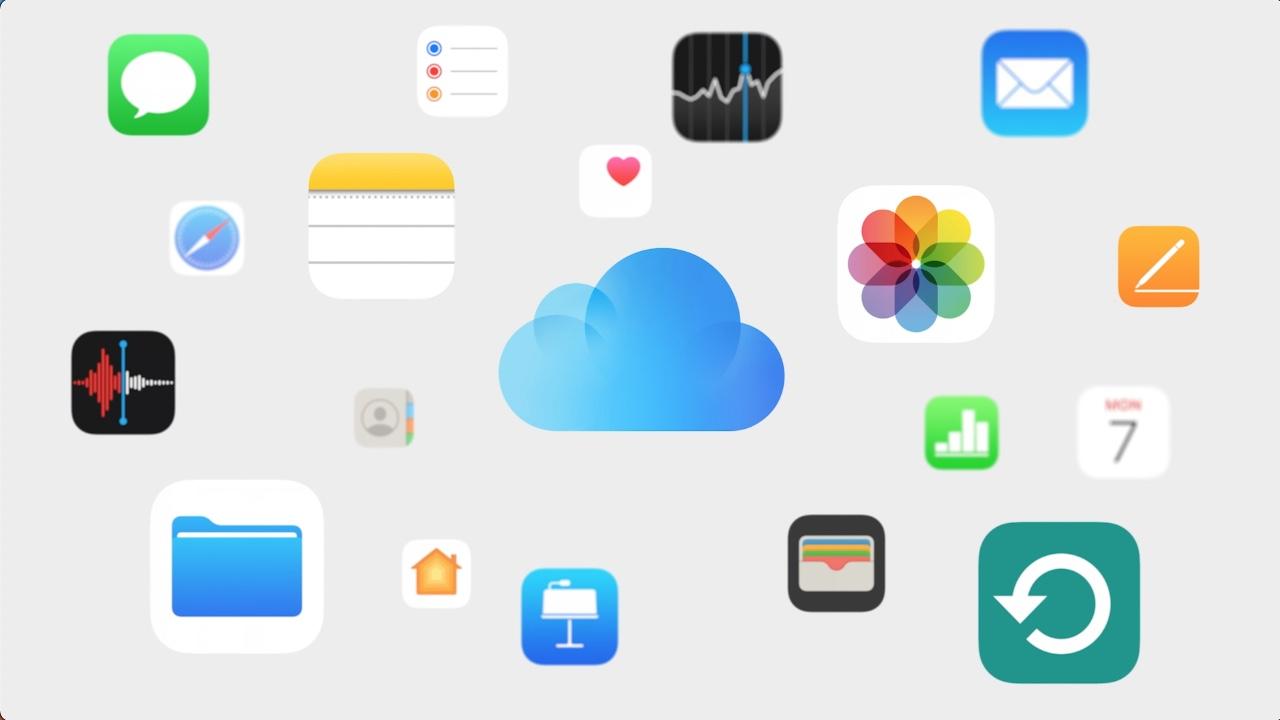 iCloud functies