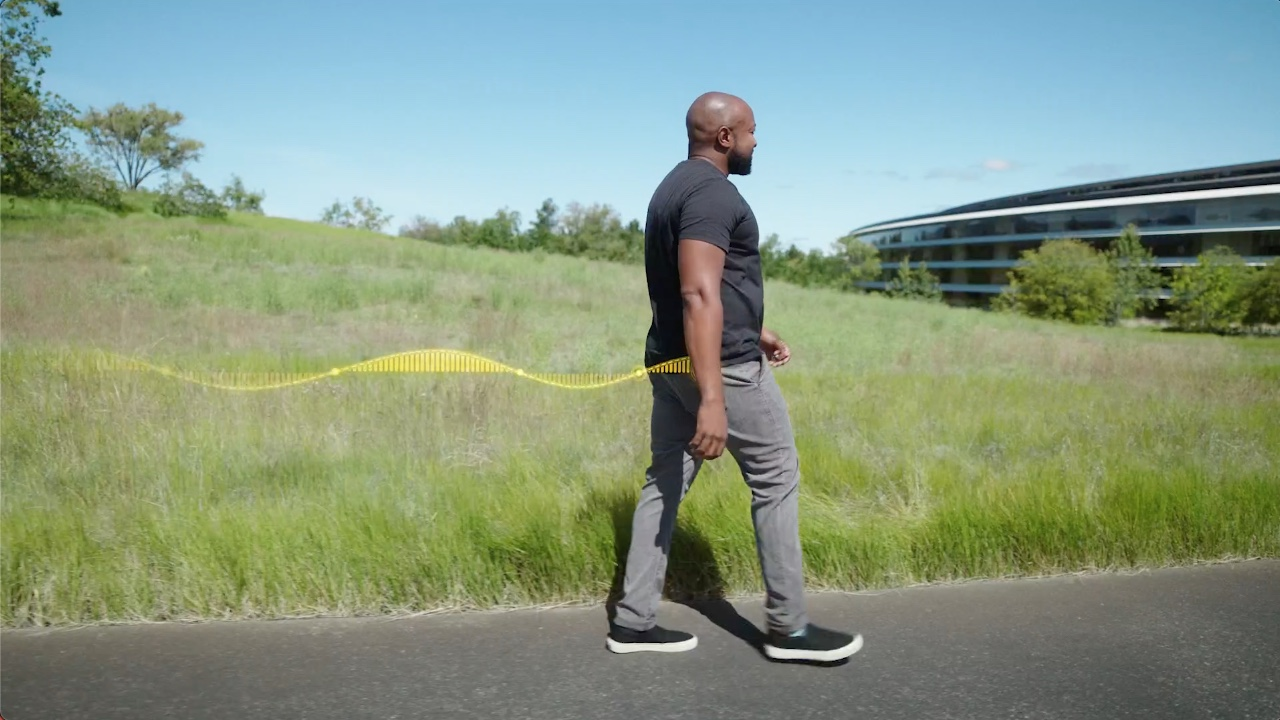 Stabiliteit lopen: wandelstabiliteit