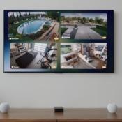 Alle camera's bekijken vanaf Apple TV
