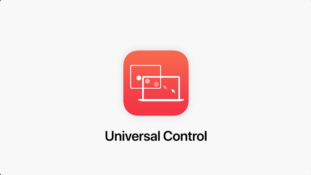 Universal Control