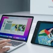 Universal Control op Mac en iPad