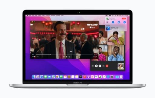 Samen series kijken met SharePlay op de Mac