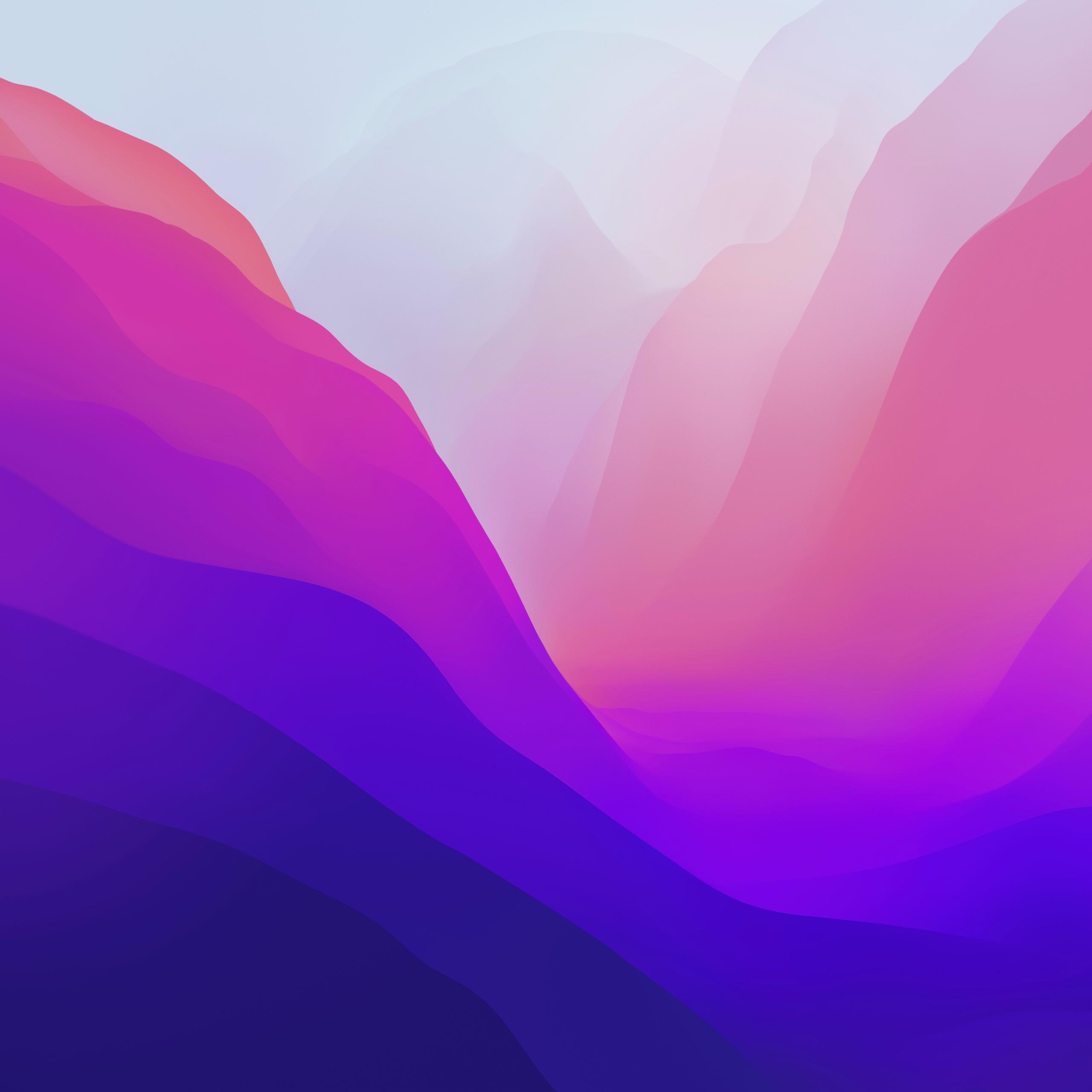 macOS-Monterey-licht