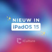 iPadOS 15 functies.